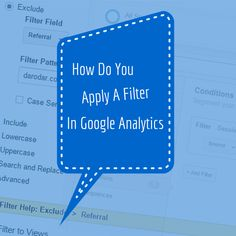 Once you have identified referrer spam learn how to remove the bad data from Google Analytics through filters and custom segments.