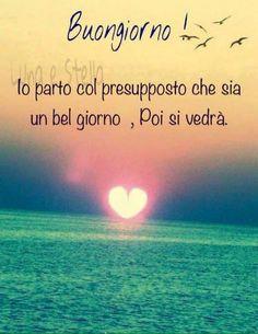 AFORISMI DEL BUONGIORNO, BUONGIORNO, buongiorno a tutti, BUONGIORNO AMICI, BUONGIORNO AMORE, BUONGIORNO AMORE MIO, BUONGIORNO CON ROSA, BUONGIORNO DEDICHE, BUONGIORNO FRASI, Good Day, Good Morning, Italian Memes, Choose Joy, Start The Day, Good Mood, Movie Posters, Google, Emoticon