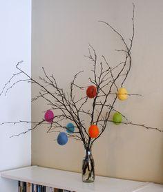 Easter eggs--tute for felting. You'll need Google translator tho!