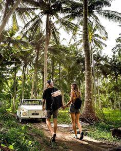 Who do you want to explore the jungle with? 🌴    Tag your travel buddies!    📸: @tropicexplorers  📍: Nusa Penida    #travel #explorebali #thebalibible #balibible #indonesia #balilife #baliliving #islandlife #island #bali #wanderlust #travelinspo #thisisbali #love #instatravel #instagood #travelgram #experience #trip #travelling #explore #travelgivesushope #nusapenida #jungle #adventure #palmtrees #couple #travelcouple Trekking, Best Of Bali, Surf, Kapten & Son, Voyage Bali, Alesund, Adventure Couple, Backpacker, Travel Couple