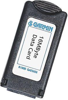 Garmin 16MB Memory Cartridge for eMap or StreetPilot