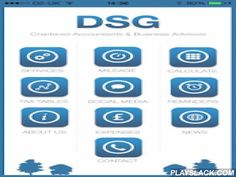 DSG Chartered Accountants  Android App - playslack.com ,  The DSG Tax tools will help to simplify your daily taxes! We are providing you with various free tax tools to support you: 1) A Business Mileage Logger - using the inbuilt GPS functions of your iOS device, this tool can accurately track and record the distance you have travelled and produces a file to email to your accountant. 2) Key Tax Dates Reminders - set yourself reminders for when your key tax dates are - never forget a VAT…