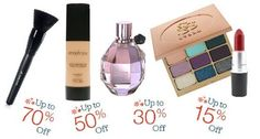 Take advantage of 2014 year-end sale and save on your favorite brands! www.cosmeticdesires.com #yearendsale #sale #deals #cosmetics