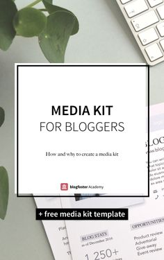 Media kit for bloggers free media kit template download what media kit for bloggers free media kit template download pronofoot35fo Image collections