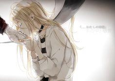 「殺戮の天使 -キスのお題-」/「tina」の漫画 [pixiv]