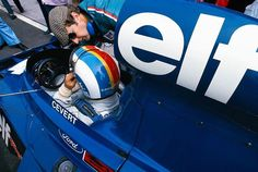 ​Francois Cevert, Tyrrell 006 Dutch Grand Prix 1973