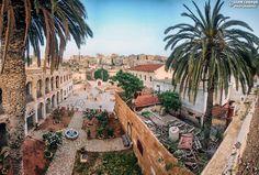 Vieille ville d'Oran, Algérie