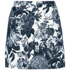 Stella Mccartney Floral Print Mini Skirt (7.235 ARS) ❤ liked on Polyvore featuring skirts, mini skirts, bottoms, saias, faldas, mini skirt, floral mini skirt, stella mccartney skirt, short skirts and flower print skirt