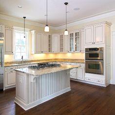 Kitchen remodel idea love cabinets design.