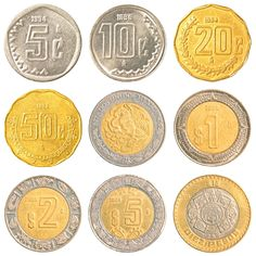 Money in Mexico – Amanda Loftin Money in Mexico Know What Mexican Currency looks like and US conversion rates before you go. Math Bingo, Mexican Peso, Old Money, Rare Coins, Mexico Travel, Ms Gs, Coin Collecting, Finance, Banks
