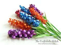 Dicas para Fazer Flores de Papel Colorido