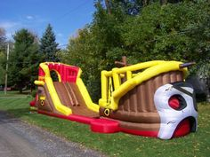 Pirate - Inflatable Games Rental for Kids Parties Pirate Birthday, 5th Birthday, Birthday Ideas, Montreal, Little Ones, Pirates, Mermaid, Games, Party