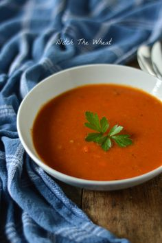 This Dairy Free Shrimp Bisque recipe sounds fancy and possibly difficult to make but it isn't. This bisque is super easy and tastes delicious on cold days.