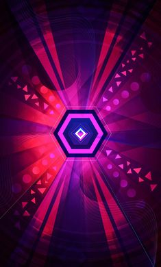 1280x2120 Abstract, lines, abstract, polygon wallpaper