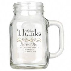 Shop Team Bride Bridesman Personalized Mason Jar created by TuxedoWedding. Personalize it with photos & text or purchase as is! Team Groom, Team Bride, Engagement Party Gifts, Gifts For Wedding Party, Personalized Mason Jars, Personalized Wedding, Personalized Gifts, Diy Christmas Mugs, Christmas Stuff