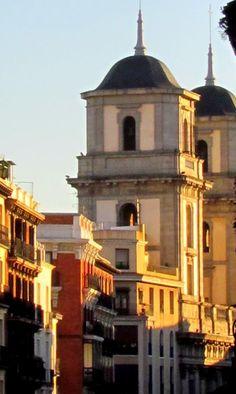 La colegiata de San Isidro, en la calle Toledo