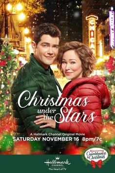 "Christmas Under the Stars - a Hallmark Channel ""Countdown to Christmas"" Movie starring Jesse Metcalfe and Autumn Reeser! : Christmas Under the Stars - a Hallmark Channel ""Countdown to Christmas"" Movie starring Jesse Metcalfe and Autumn Reeser! Hallmark Channel, Películas Hallmark, Films Hallmark, Jesse Metcalfe, New Movies, Good Movies, Movies And Tv Shows, Movies 2019, Funny Movies"