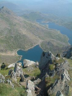 3 Peaks Challenge (Ben Nevis, Scafell Pike Snowdon in Norm Of The North, Wonderful Places, Beautiful Places, Wales Holiday, Snowdonia, Places Of Interest, Weekend Trips, Great View, The Great Outdoors