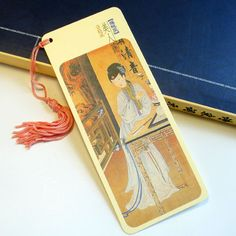 Chinoiserie bookmark