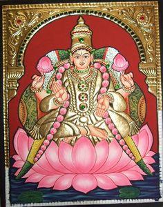 More Tanjore Paintings - Golden Streak Adorn Your Life with ART Mysore Painting, Kerala Mural Painting, Madhubani Painting, Shiva Art, Krishna Art, Hindu Art, Ganesha Painting, Lord Shiva Painting, Dance Paintings