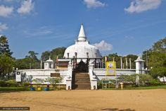 Фото - путешествия по миру: Благословенная земля. Древние храмы Цейлона и свящ...