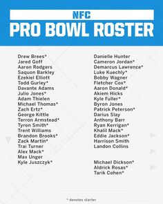News about nfl pro bowl on Twitter a5e34c9a3