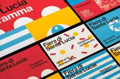 Fiera di Santa Lucia 2016 on Behance