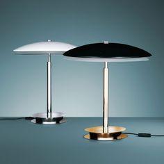 Fontana Arte /01 fontanaarte lampada tavolo bis tris periodo max ingrand