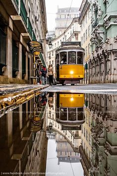 """See 312 photos and 20 tips from 4620 visitors to Baixa-Chiado. """"Lovely old neighborhood in the historical side of Lisbon. Visit Portugal, Portugal Travel, Spain And Portugal, Marrakesh, Places To Travel, Places To See, Lisbon Tram, Portugal Holidays, S Bahn"""
