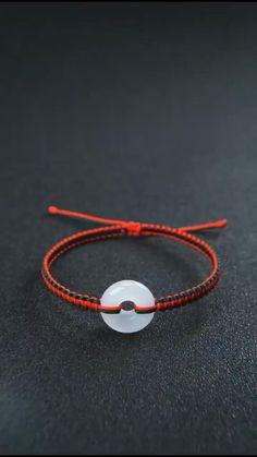 Diy Crafts Jewelry, Diy Crafts For Gifts, Bracelet Crafts, Bracelet Knots, Bracelet Making, Jewelry Ideas, Diy Friendship Bracelets Patterns, Diy Bracelets Easy, Seed Bead Bracelets Diy
