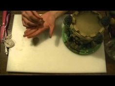 How to make a mini castle cake, part 4 final touches How To Tutorial Zoes Fancy Cakes - YouTube