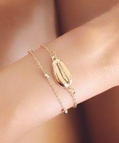 "18k or jaune rempli bracelet breloque 7.5/"" Chaîne yeux Link Gold Filled Wedding Jewelry New"