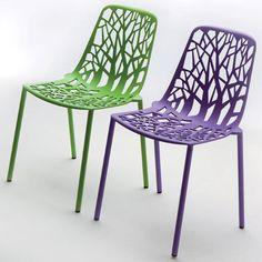 Forest Garden chair (2 pcs)