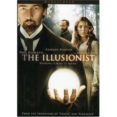 THE ILLUSIONIST (WIDESCREEN EDITIO MOVIE