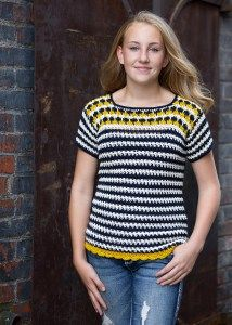 Gresham Park Top Crochet Pattern