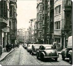 Karaköy - 1959 Istanbul - Turkey
