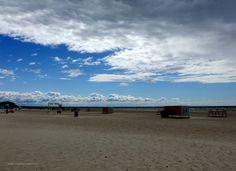 #Pärnu #beach #Estonia