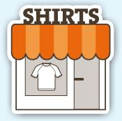 This is awesome. Start your own free customized shirt shop! t-shirts, sweatshirts, totally awesome.