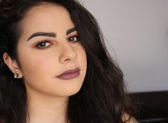 Monochromatic Makeup Look: Nymph Adora