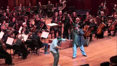 """Posse on Broadway:"" Sir Mix-A-Lot with the Seattle Symphony... this is the illest!!"
