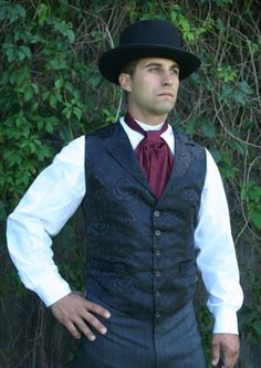 Recollections: Franklin Vest
