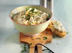 Photographie de recette Poulet Au Riesling, Potato Salad, Potatoes, Meat, Chicken, Ethnic Recipes, Thumbnail Image, Connect, Low Carb