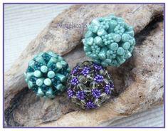 beaded bead-rulla bead