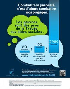 Les pauvres fraudent dix fois moins que les riches - Basta ! http://www.bastamag.net/Les-pauvres-fraudent-dix-fois