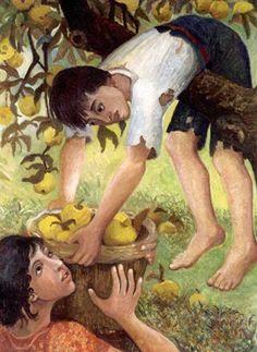 Orovida Camille Pissarro Apple pickers, 1935