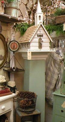 <3 the bird house