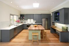Modern Kitchen Designs In Modern Kitchen Design Ideas Photos
