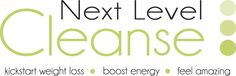 Next Level Cleanse Early Bird Special Ends Midnight 22nd.  Start the New Year off with a boost in energy, kickstart weight loss and feel amazing!  www.nextlevelcleanse.com