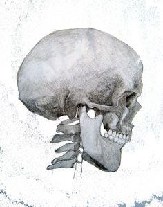I want a proper skull tattoo