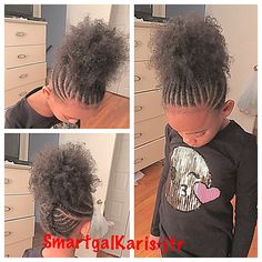 Most requested hairstyles for children Lil Girl Hairstyles, Cute Hairstyles For Medium Hair, Natural Hairstyles For Kids, Kids Braided Hairstyles, Natural Hair Styles, Little Girl Braids, Black Girl Braids, Braids For Kids, Girls Braids